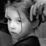 Девочка за кулисами КЗЧ